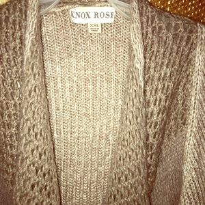Knox rose duster
